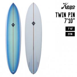 TWIN PIN 7'10